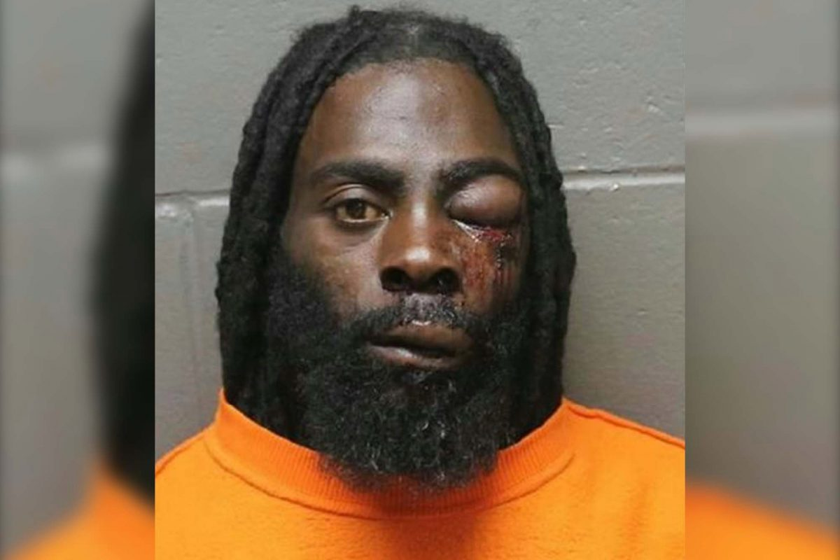 Naked, bleeding man attacked 9-month-old baby in stroller