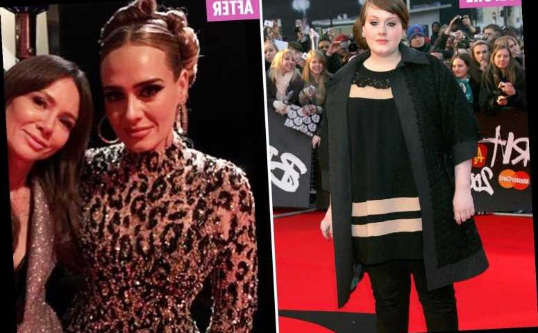 Adele weight loss - how did the singer lose weight ...
