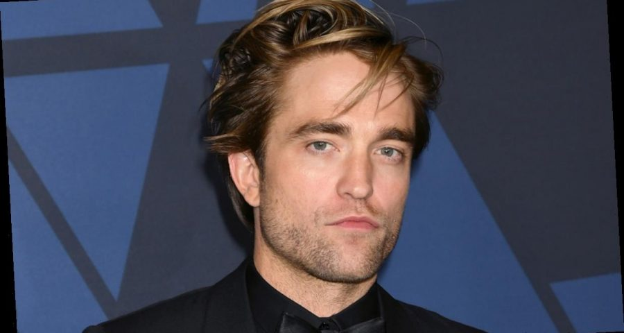 Robert Pattinson Photographed for First Time After ...